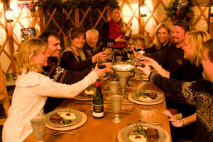 The Viking Yurt - Private Parties & Corporate Parties